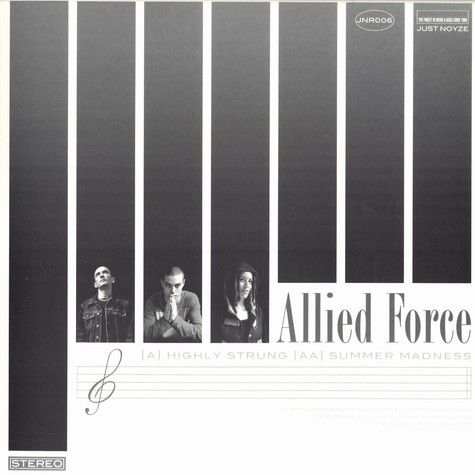Allied Force - Highly strung