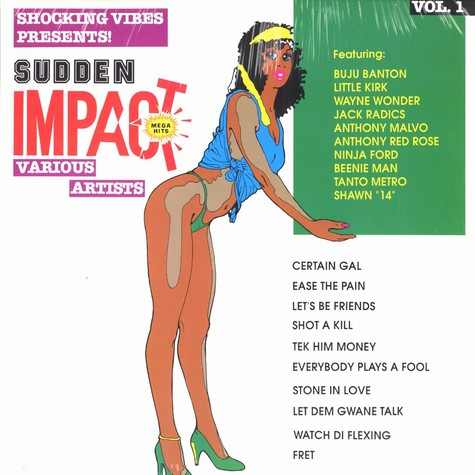 Shocking Vibes presents: - Sudden impact - various artists volume 1