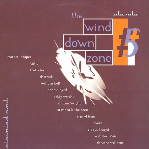 V.A. - The wind down zone #5