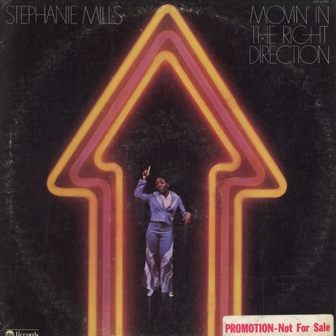 Stephanie Mills - Movin in the right direction