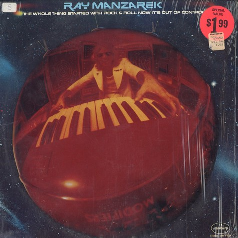 Ray Manzarek - The whole thing started with rock & roll now it's outta control