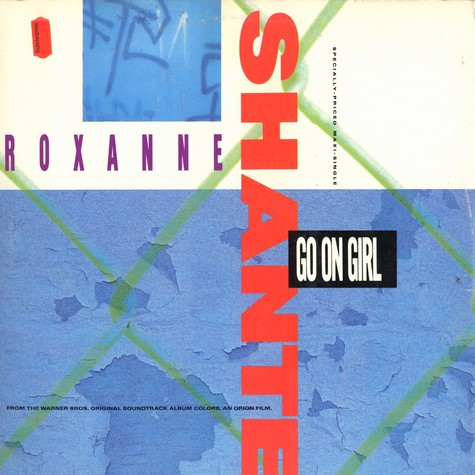 Roxanne Shante - Go On Girl