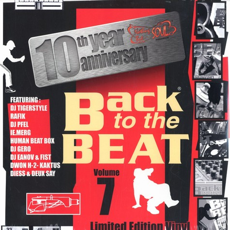 Back To The Beat - Volume 7
