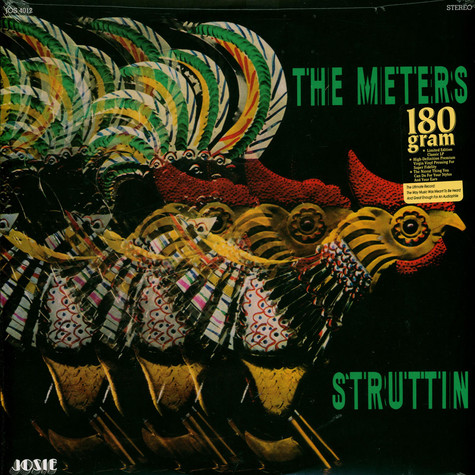 Meters, The - Struttin