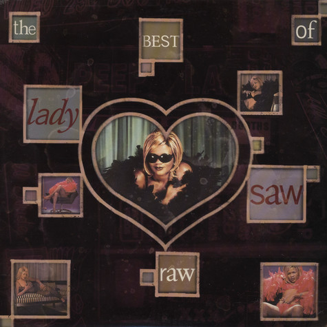 Lady Saw - Raw: the best of Lady Saw