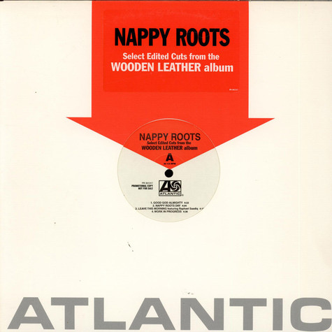 Nappy Roots - Wooden Leather (Sampler)