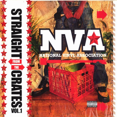 NVA - Straight from the crates vol. 1