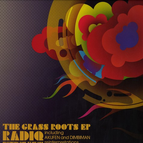 Radiq & Paul St.Hilaire - The grass roots EP