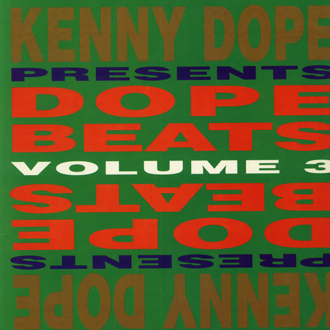 Kenny Dope - Dope beats volume 3