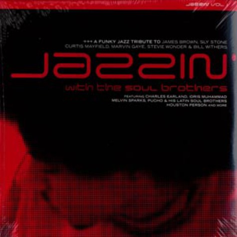 V.A. - Jazzin' with the soul brothers