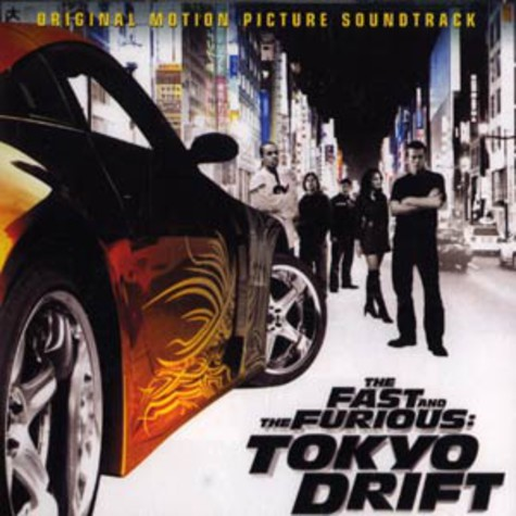 V.A. - OST The fast and the furious - tokyo drift