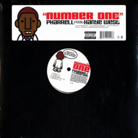 Pharrell - Number one feat. Kanye West
