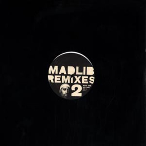 Madlib - Remixes 2 - the 1980s saturday morning edition