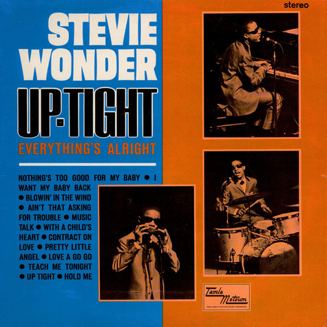 Stevie Wonder - Up-Tight