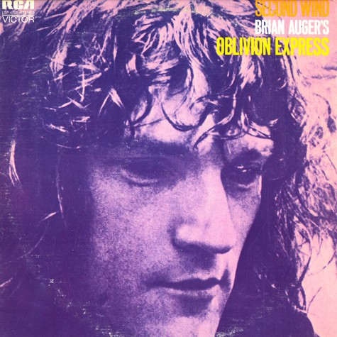 Brian Auger's Oblivion Express - Second Wind