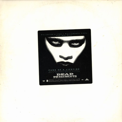 V.A. - OST Dead presidents volume 1 - funk of a lifetime