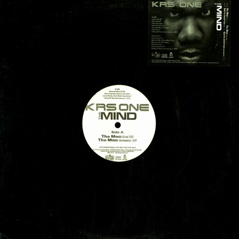 KRS-One - The Mind