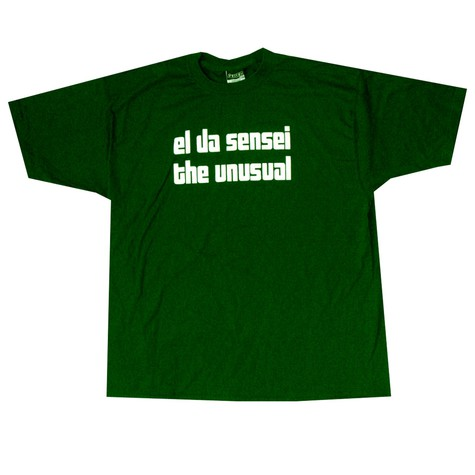 El Da Sensei - The unusual T-Shirt