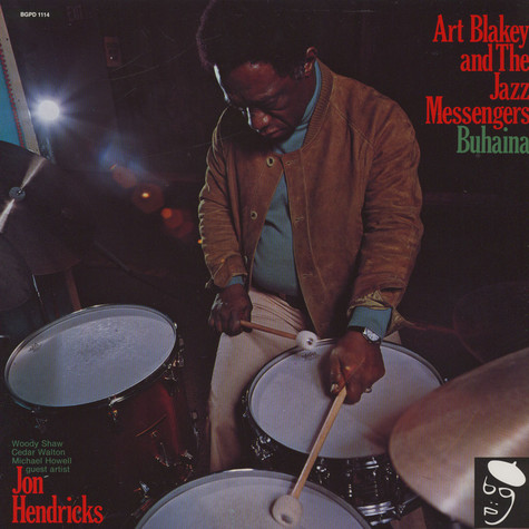 Art Blakey & The Jazz Messengers - Buhaina