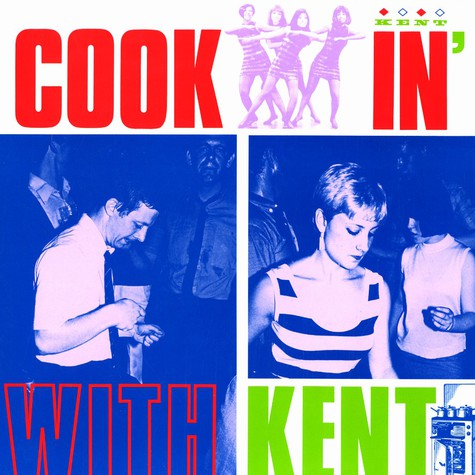 V.A. - Cookin with Kent