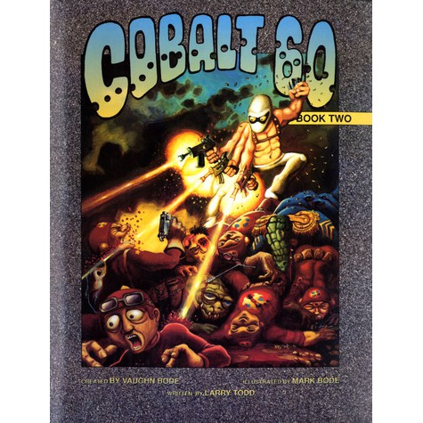 Cobalt 60 - Book two