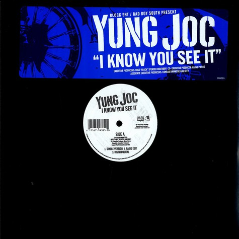 Yung Joc - I know you see it