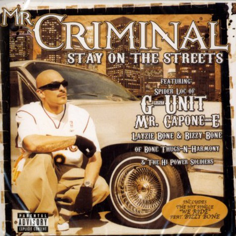 Mr.Criminal - Stay on the streets