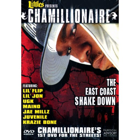 Chamillionaire - The east coast shake down part 1