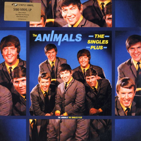 Animals, The - The singles plus