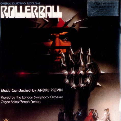 Andre Previn - OST Rollerball