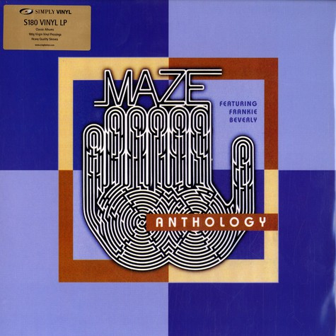 Maze - Anthology feat. Frankie Beverly