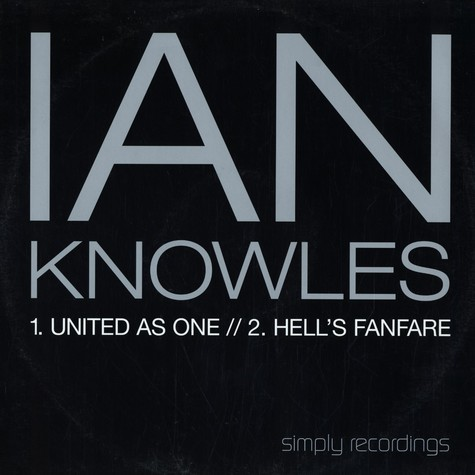 Ian Knowles - United as one