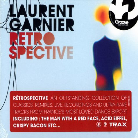 Laurent Garnier - Retro spective