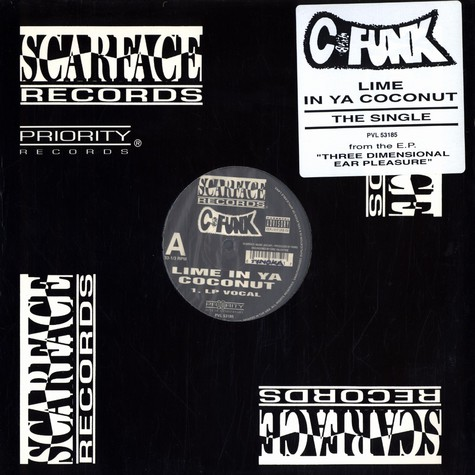 C Funk - Lime in ya coconut