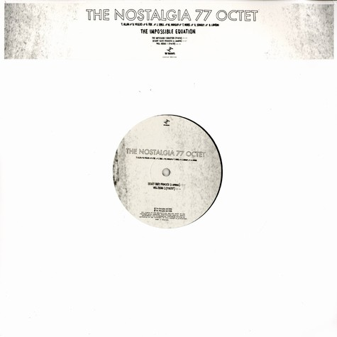 Nostalgia 77 Octet, The - The impossible equation