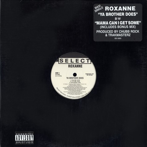 Roxanne - Ya brother does