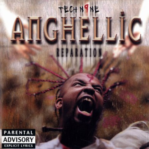 Tech N9ne - Anghellic - reparation