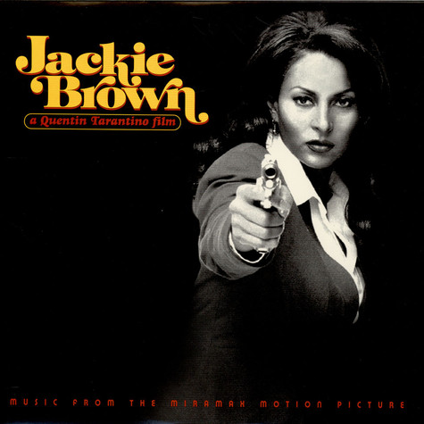 V.A. - OST Jackie Brown (Music From The Miramax Motion Picture)