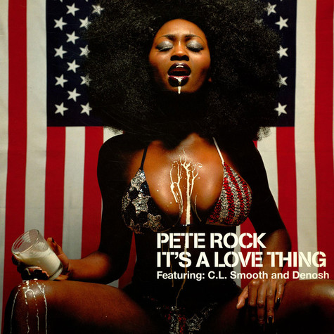 Pete Rock Featuring C.L. Smooth and Denosh - It's A Love Thing