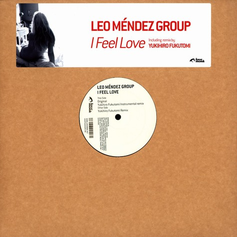 Leo Mendez Group - I feel love