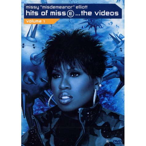 Missy Elliott - Hits of Miss E - the videos