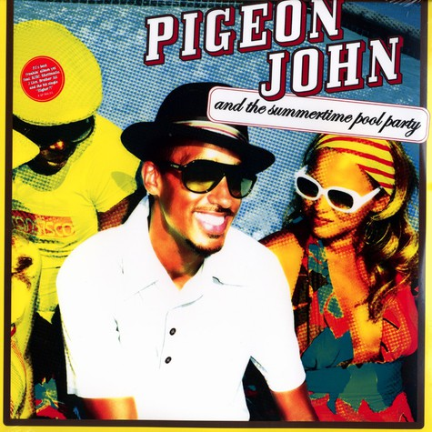 Pigeon John - ... and the summertime pool party