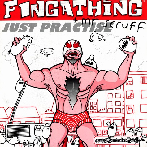 Fingathing - Just practise feat. Mr.Scruff