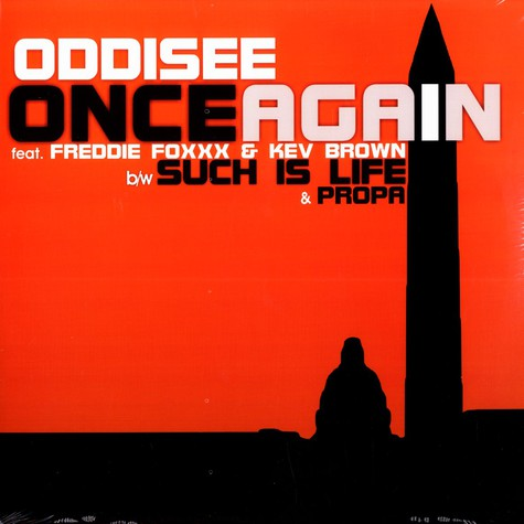 Oddisee - Once Again Feat. Freddie Foxxx & Kev Brown