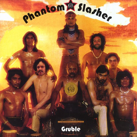 Phantom Slasher - Gruble