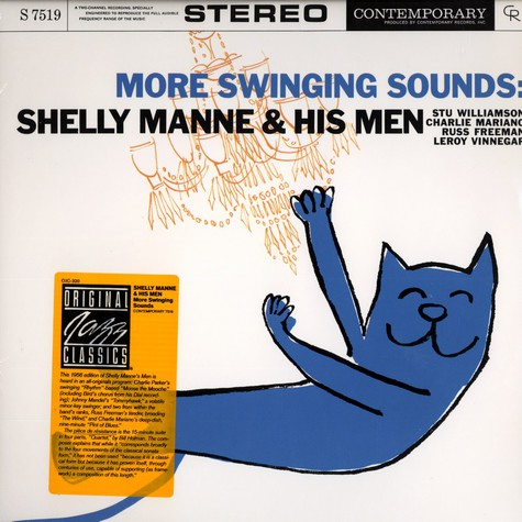 Shelly Manne & His Men - More swinging sounds