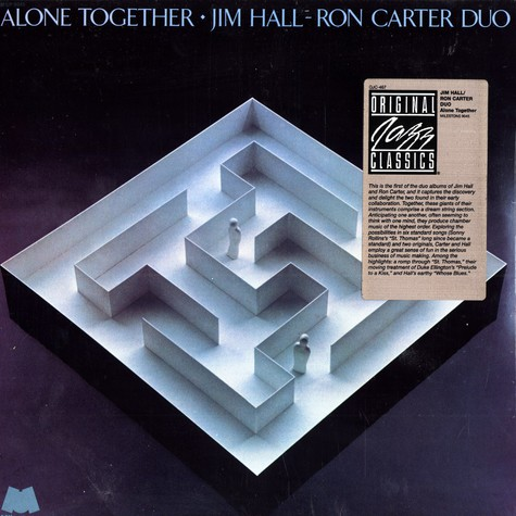 Jim Hall & Ron Carter - Alone together