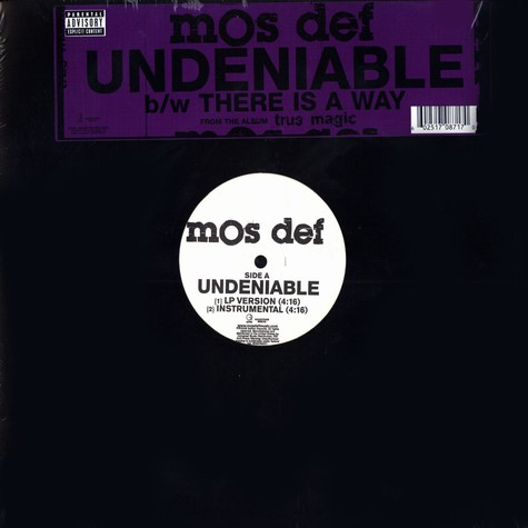 Mos Def - Undeniable