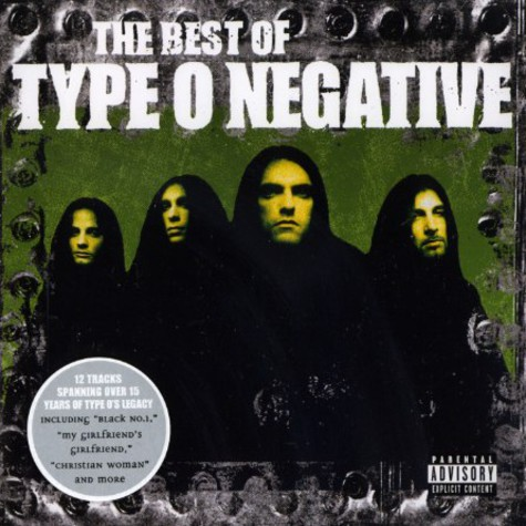 Type O Negative - The best of Type O Negative