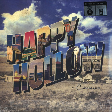 Cursive - Happy hollow